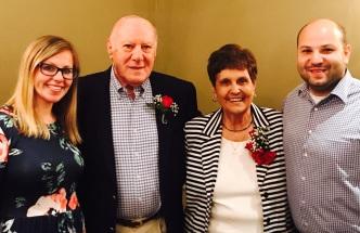 Lindsey, Me, Poppa & Grandma