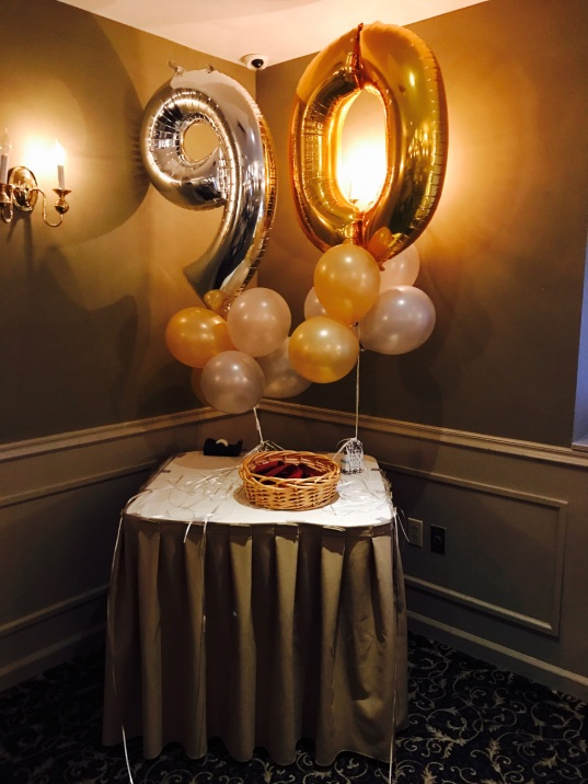 Happy 90th!